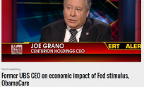 Joe Grano on stimulus and health care