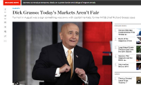 Grasso on todays markets