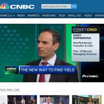 Max on CNBC
