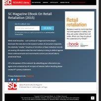SC Magazine EBook On Retail Retaliation