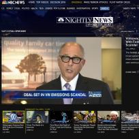 Steve Kalafer on NBC Nightly News