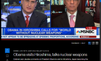 Col Jacobs on Hiroshima visit