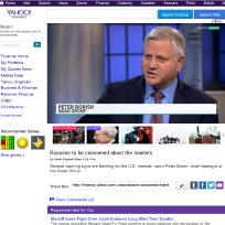 Quad visits Yahoo