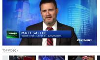 Tortoise Capital Advisors on CNBC