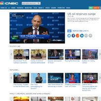 Tortoise Thummel on CNBC