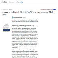 Tortoise's Take on Energy in Forbes