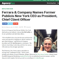new leader at Ferrara
