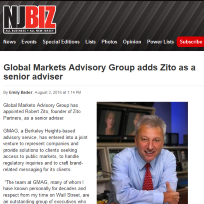 GMAG and Zito Partners in NJBiz