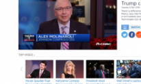 Alex Molinaroli guest hosts Squawk Box (Keeping Jobs in America)