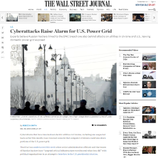 root9B featured in Wall Street Journal