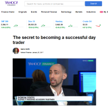 Alpha7 on Yahoo Finance
