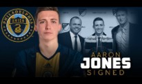 AARON JONES SIGNS WITH THE PHILADELPHIA UNION