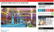 Hard Rock Outlines Plans for AC Casino Hotel