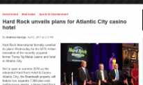 Hard Rock unveils plans for Atlantic City casino hotel
