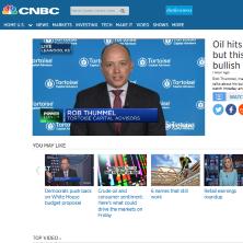 Tortoise Robert Thummel on CNBC PowerLunch