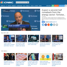 Tortoise on CNBC Powerlunch