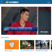 Micah Christenson on CNBC