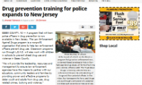 LEAD ON THE STREET law enforcement training program Essex News Daily