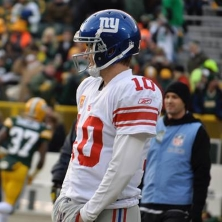 Eli Manning and a Lesson in Leadership - 1