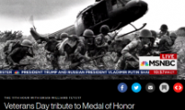Veterans Day Tribute To Medal Of Honor Recipient Colonel Jack Jacobs