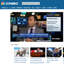 EquityZen on CNBC's Closing Bell