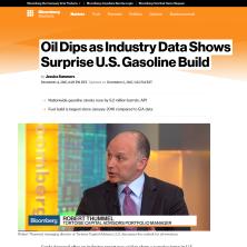 Robert Thummel on Bloomberg TV