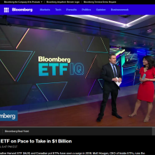 ETFMG MJX on Bloomberg
