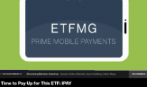 IPAY ETF on Bloomberg
