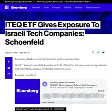 ITEQ on Bloomberg Radio