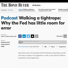 Bryce Doty podcast in Bond Buyer