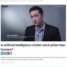 EquBot AI MarketWatch Video
