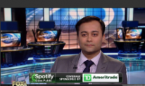 EquityZen Talks Spotify DPO on Fox Business