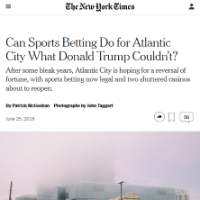 Hard Rock AC in The New York Times