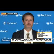 Matt Sallee in Bloomberg TV Asia