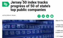 ROI-NJ reports on the launch of the NJCU NJ 50 Index