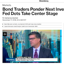 Bond Traders Ponder Next Inversion as Fed Dots Take Center Stage