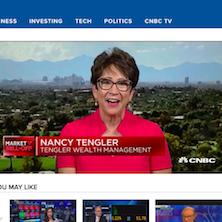 Nancy Tengler on CNBC