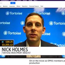 Nick Holmes on Yahoo Finance