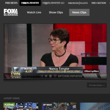 Tengler Wealth Management Chief Investment Strategist Nancy Tengler on Fox Business