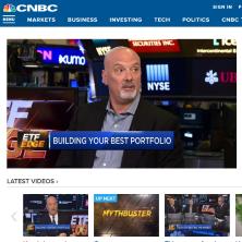 Sam Masucci on CNBC ETF Edge
