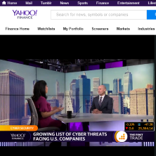 Beazley on Yahoo Finance