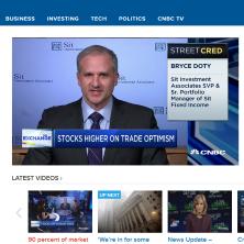 Bryce on CNBC