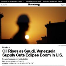 Matt Sallee on Bloomberg