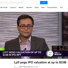 Atish Davda CEO of EquityZen on Yahoo Finance