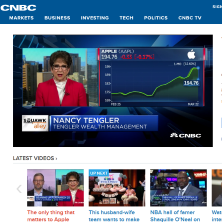 Nancy Tengler on CNBC's Squawk Alley