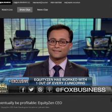 Atish on Fox Business