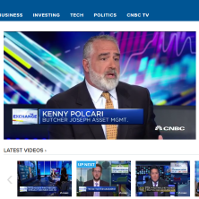 Kenny on CNBC clip
