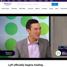 Phil Haslett on Yahoo Finance