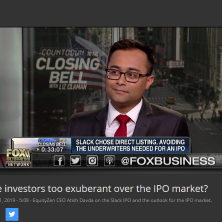 Atish on Fox Business