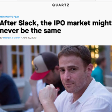 EquityZen's Adam Augusiak-Boro quoted in Quartz
